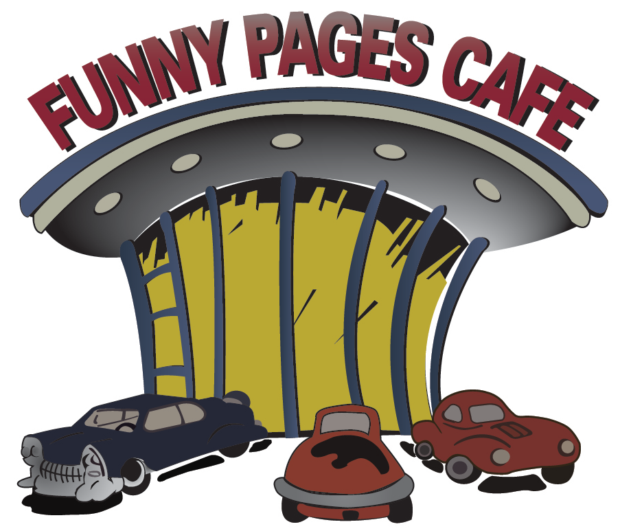 Funny Pages Cafe